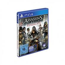 PS4 Assassin's Creed: Syndicate Game