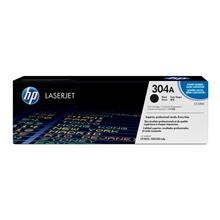 HP 304A Black Original LaserJet Toner Cartridge(CC530A)