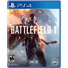PS4 Battlefield 1 Game
