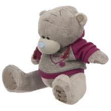 عروسک مي تو يو مدل Bear Hoodi ارتفاع 21 سانتي متر