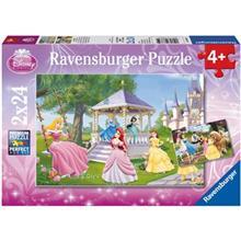 Ravensburger Princesses Magiques 2x 24 Puzzle
