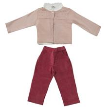 Baby Small 51527P Baby Girl Clothing Set