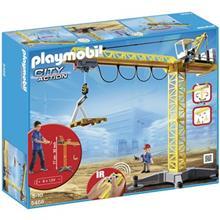 ساختني پلي موبيل مدل Large Crane with IR Remote Control 5466