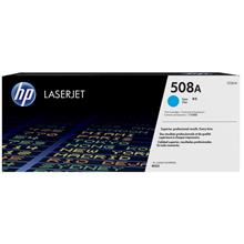 HP 508A Cyan Original LaserJet Toner Cartridge(CF361A)