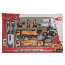 Dickie Toys Construction Playset Car Kit