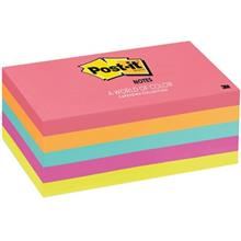 Post-it Sticky Notes Code 655-5PK - Pack of 500