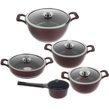 Dessini Panamera cookware Set 9Pcs