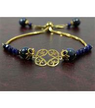 دستبند زنانه کد116 گالری سان سیلور