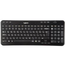 Logitech K360 Keyboard with Persian Letters