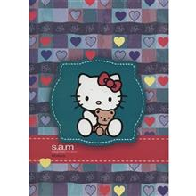 Sam Hello Kitty Design 2 Homework Notebook