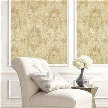 Wallquest BA60807 Vintage Textiles Album Wallpaper