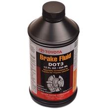 Toyota Geniune Parts 08823-80010 Car Brake Oil