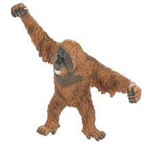عروسک کالکتا مدل Orangutan ارتفاع 10 سانتي متر