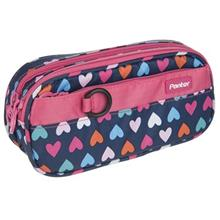Panter Heart Design 2 Pencil Case