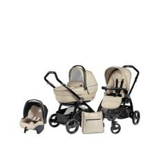 ست کالسکه Peg Perego Book plus XL/Mod Beige