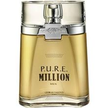 Giorgio Valenti Pure Million Eau De Toilette For Men 100ml