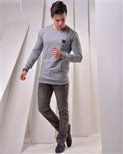تی شرت مردانه آستین بلند MW مدل 8036