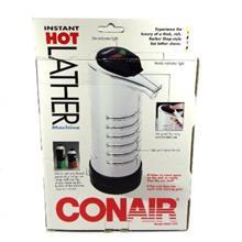 ماشین تهیه کف داغ اصلاح کونر Conair HLM11CH Chrome Hot Lather Machine