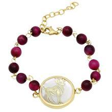 Mahak MB0120 Gold Bracelet
