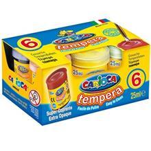 Carioca 6 Color Tempera