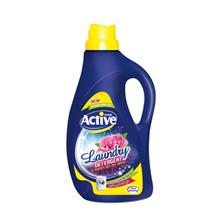 Active Laundry Detergent Yellow 2500ml