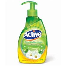 Active Washing Liquid Green 450ml