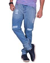 شلوار جین مردانه MW مدل 1073