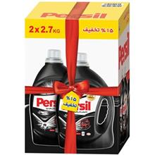 Persil Black Wash Washing Liquid 2.7 kg Pack Of 2