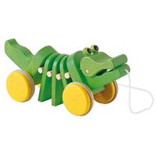 Plan Toys Dancing Alligator Education Game