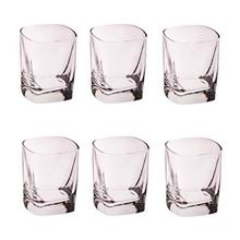 Cisper Copo Mistique Rocks 285ml Glasses - Pack Of 6