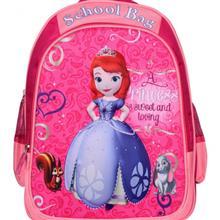 کیف کوله پشتی مدرسه ای پرنسس کدMB706
