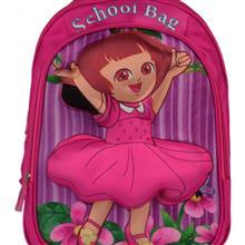 کیف کوله پشتی مدرسه ای دورا کد MB707