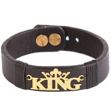 Kabook 175016 Gold Bracelet