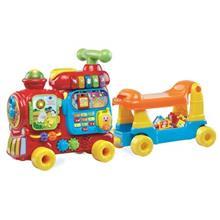 بازي آموزشي وي تک مدل Push And Ride Alphabet Train