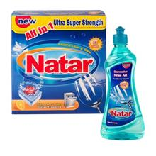 Natar 2  pieces Detergents For Dishwashers Bundle Code 12