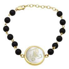Mahak MB0125 Gold Bracelet