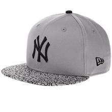 کلاه کپ نیو ارا مدل Crackled Bright NY Yankee