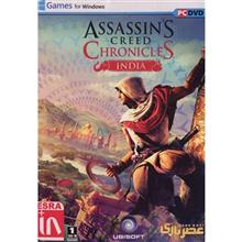 بازی کامپیوتری Assassins Creed Chronichles India