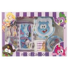 Kidcare Pony Baby Feeding Set 8 Pcs