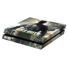 برچسب افقی پلی استیشن 4 ونسونی طرح Infinite Warfare Captain