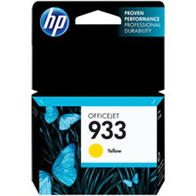 HP 933 Yellow Ink Cartridge