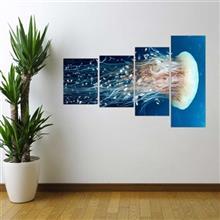 تابلو دیواری دکو وسنا طرح عروس دریایی