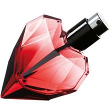 Diesel Loverdose Red Kiss Eau De Parfum For Women 75ml