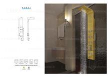 پنل دوش حمام Libra   مدلNOBEL