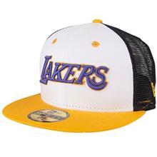 کلاه کپ نیو ارا مدل Team World Arch LA Lakers