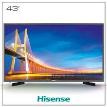 تلویزیون ال ای دی اسمارت هایسنس - 43 اینچ