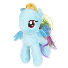 TY Rainbow Dash Doll Size Small
