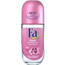 Fa Pink Passion Anti Perspirant Roll On Deodorant  For Women 50ml