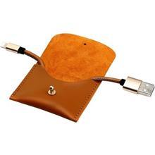 کابل تبديل USB به لايتنينگ باسئوس مدل Mini به طول 0.20 متر