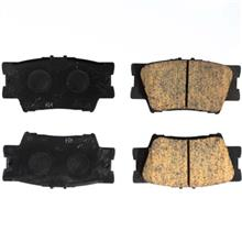 Toyota Genuine Parts 04466-33180 Rear Brake Pad